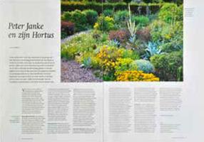 Peter Janke en zijn Hortus